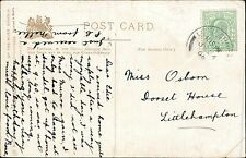 Edie Osborn. Dorset House, Littlehampton 1906 - Nellie    JE.232