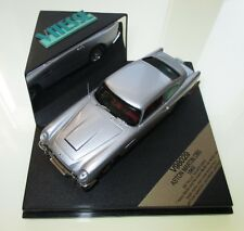 Aston Martin DB5 1963 in silber argentin silver metallic, Vitesse in 1:43 BOXED!