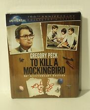 To Kill a Mockingbird authentic DIGIBOOK Blu-ray Disc, dvd, 2012, NEW & SEALED