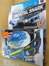 Hongyi Mortal Shark für Beyblade Arena & Duell - Super Power Kampfkreisel