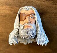 Odin The Destroyer Head Marvel Select Action Figure Part Piece Custom Legends DC