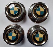 BMW Nabendeckel, Felgendeckel, Chrom 60/80 mm, 4 Stück