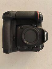 Nikon D500 20.9 MP Digital SLR Camera - Black (includes battery pack-grip)