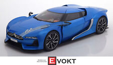 Norev Citroen GT 2008 Metallic Blue 181613 Model Car 1:18 New
