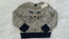 NWT BABY GAP CAT SWEATER 3 yrs 3t