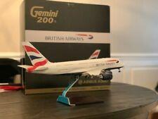 Gemini 200: A380 British Airways