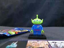 Disney Lego Minifigures loose figure Alien of Toy Story only Stocking Stuffer