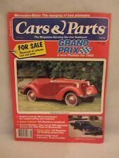 Cars & Parts Magazine  -  April 1985 ,  Grand Prix a New Pontiac for 1962  (917)