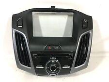 2012-2014 Ford Focus OEM radio bezel dash trim w/ navigation GPS Sony