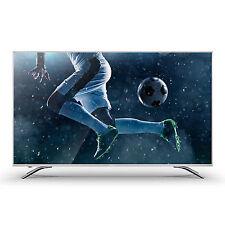 """Hisense Series 6 55P6 55"""" 4K UHD Smart LED TV - Silver"""