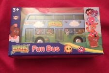 Limited Edition Corgi Moshi Monsters Moshi Bus Metal Toy Boxed