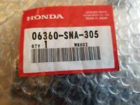 06360-SNA-305 Stop switch assembly kit GENUINE HONDA OEM NEW