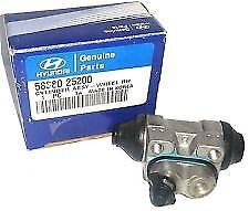 Genuine New Hyundai Getz Brake Wheel Cylinder Rear Right - Part 5838025200