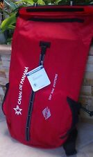aqua quest backpack 30L The Sport Waterproof, color Red with Logo Panama