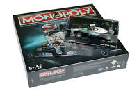 Mercedes F1 Monopoly Minichamps 1/43 Lewis Hamilton 2013 USA Race Car