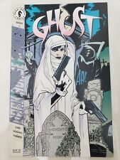 GHOST #1 (1995) DARK HORSE COMICS 1ST PRINT! AMAZING ADAM HUGHES COVER & ART!