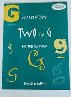 Music Book Robin Grant And Then There Was Jazz Trumpet//Cornet//Piano