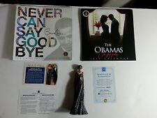 2016/2017 Collectible  President Obama Calendars with Michelle Obama Figurine