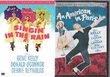 Singin' In the Rain / An American in Paris - Gene Kelly, Donald O'Connor,