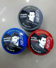 Gatsby Hair Wax Styling For Men 3 Colors 75 ML