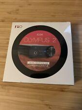 FiiO E10K USB DAC and Headphone Amplifier (Titanium) w/USB Cable