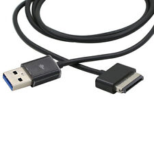 USB 40 Pin Data Charger Cable for Asus Eee Pad Transformer TF101 TF201 1M 3.3ft
