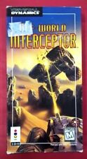 Off-World Interceptor - 3DO - USADO - EN BUEN ESTADO