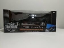 NEW Ertl American Muscle - HARLEY DAVIDSON FORD F150 Pickup - LARGE 1/18 Scale