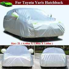 Full Car Cover Waterproof / Dustproof Cover for Toyota Yaris Hatchback 2014-2021