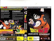 Dragon Ball Z:Dead Zone-1989/The World's Strongest-Japan-2  Movie-DVD