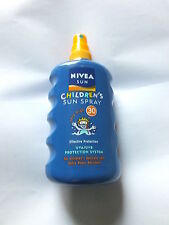 Nivea Children's Sun Spray -  Very High SPF30 Extra Water Resistant Spray £5.99