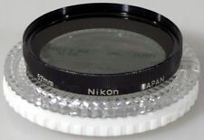 NIKON 52MM POLARIZING FILTER W/ CASE