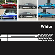 2X Long Stripe Auto Graphic Decal Vinyl Car Truck Body Racing Stripe Universal