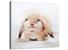 Art. a muro per bambini per camera da letto o Nursery-Coniglio