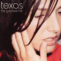 """TEXAS """"THE GREATEST HITS"""" CD NEUWARE!!!!!!!!!!!!!!!!"""