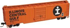 Atlas # 50001596 50' Single-Door Boxcar Illinois Central Gulf # 572419 N Mib