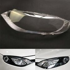 For MG 6 Car Transparent Headlight Headlamp Clear Lens Auto Shell Cover