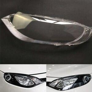 For MG 6 Car Transparent Headlight Headlamp Clear Lens Auto Shell Cover