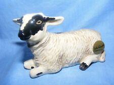 John Beswick Farmyard Black Faced Lamb Sheep JBF78 Figurine Present Gift NEW
