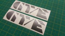 Vauxall Manta GT/E restoration replacement decal sticker graphic GTE GSI Astra