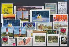 LO55290 Germany 2013 mixed thematics fine lot MNH fv 21,09 EUR
