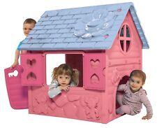 Spielhaus Kinderspielhaus Kinderhaus rosa bunt (AT Garantie, EU) AKTION