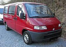 FIAT DUCATO X244 (02-06) Manuale Officina Servizio (Peugeot Boxer, Citroen Relay)