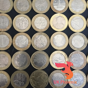 £2 RARE VALUABLE FULL TWO POUND COINS COLLECT COMMONWEALTH GAMES LOT NAVY ROYAL