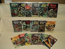 Voyage to the Bottom of the Sea 1-16 + Four Color 1230 COMPLETE SET Comics (8075