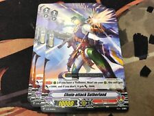 CARDFIGHT VANGUARD - Chain Attack Sutherland - V-PR/0018 - NM - Promo