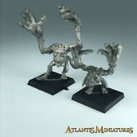 Metal Classic Monster / Troll X2 - Warhammer / Age of Sigmar X587