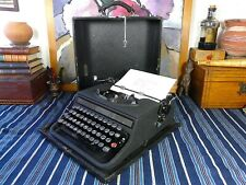 OLIVETTI Typewriter, Studio 42, 1942, Excellent Condition, QWERTY, Guaranteed