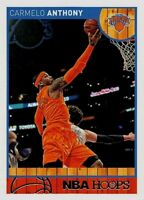 2013-14 NBA Hoops Carmelo Anthony #113