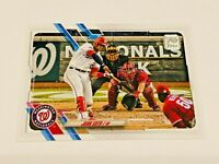 2021 Topps Baseball Base Card #330 - Juan Soto - Washington Nationals